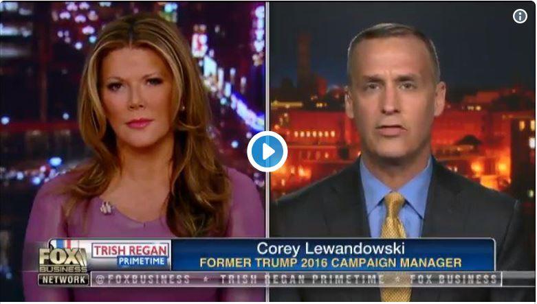 Lewandowski – 100% that Obama was involved…