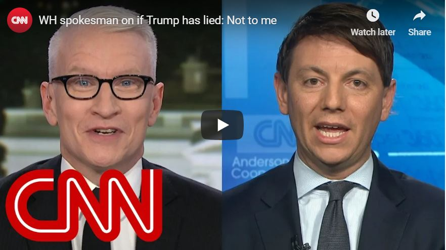 Hogan Gidley insults Anderson Cooper to his face