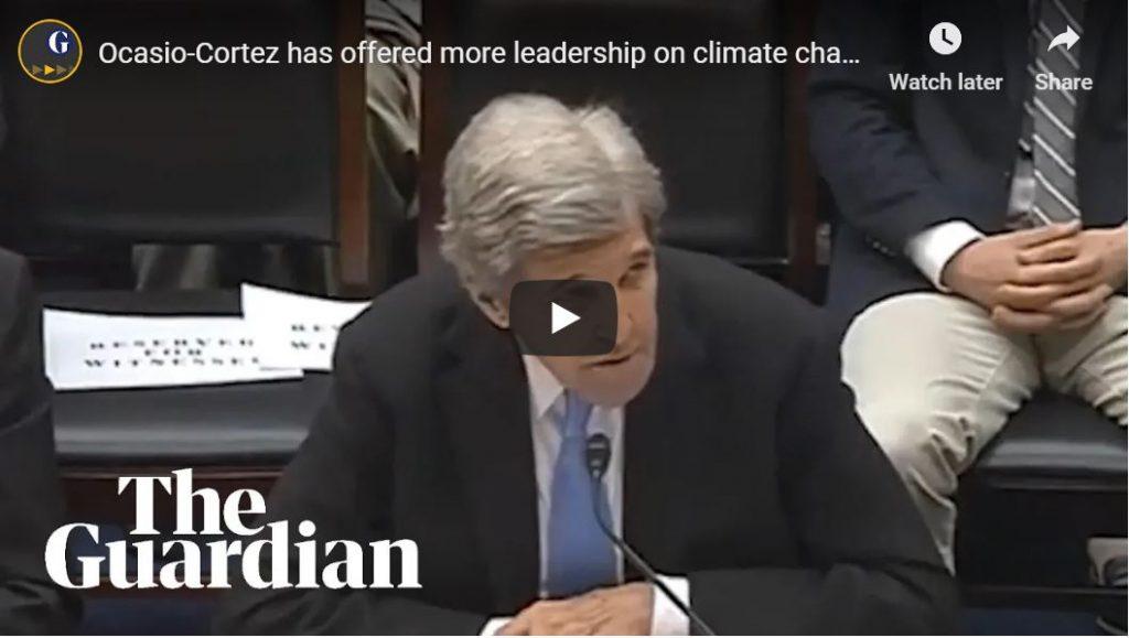 John Kerry ridiculed to his face…