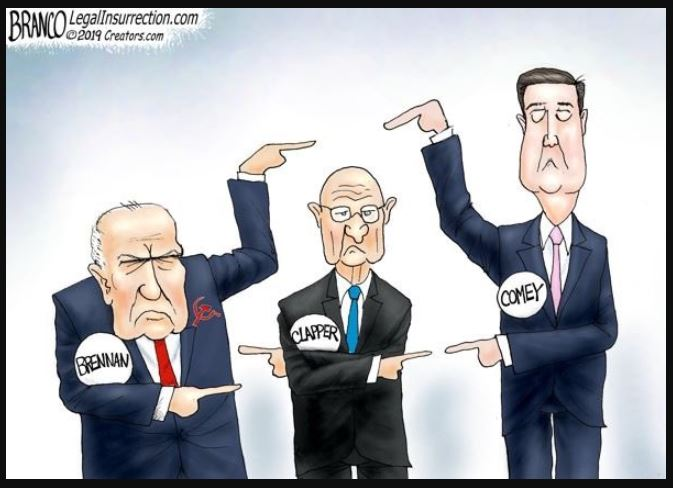 No Wonder Obama Intelligence Chiefs Are Panicking — President To Declassify 'Bucket 5' Russiagate Docs In Next 7 Days According To John Solomon…