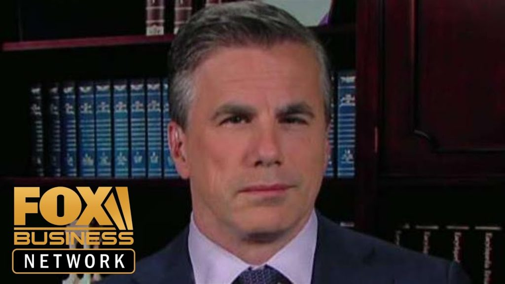 Angry Tom Fitton with Lou Dobbs… No one is talking about Dem voter fraud, the Left is stealing elections!