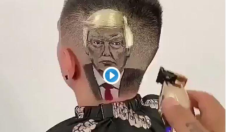 The best Trump haircut, Johnny Carson on Biden…