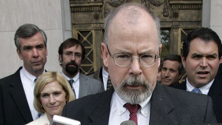 John Durham resigns as U.S. Attorney… Remains in charge of spygate probe…