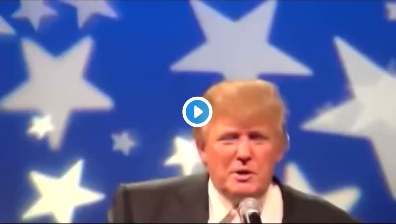 Hilarious Trump: Don't say you weren't warned…