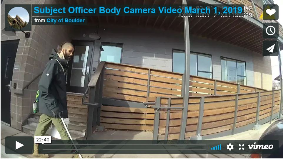 Officer resigns after bodycam footage goes public…