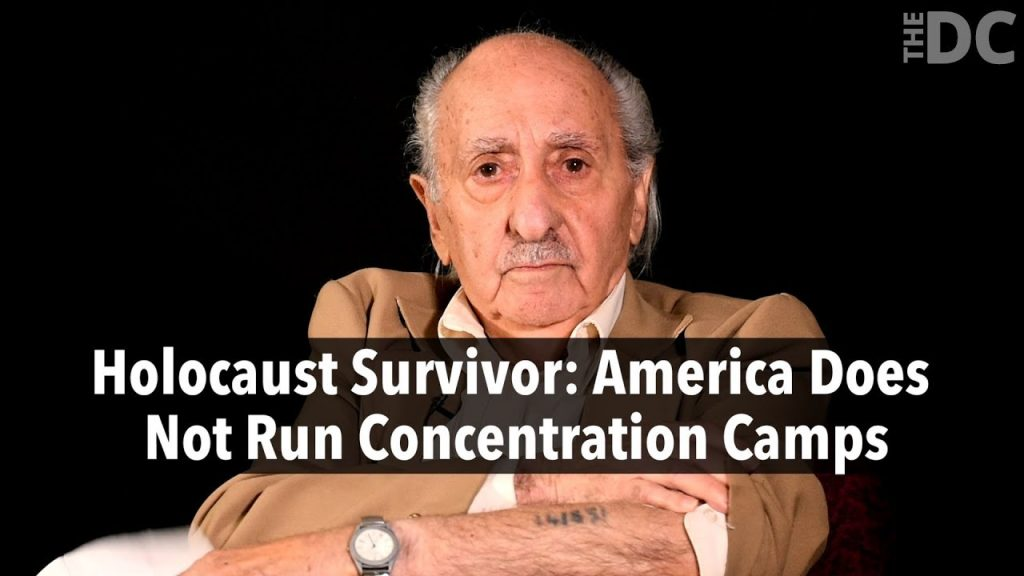 Auschwitz survivor has chilling message for AOC…