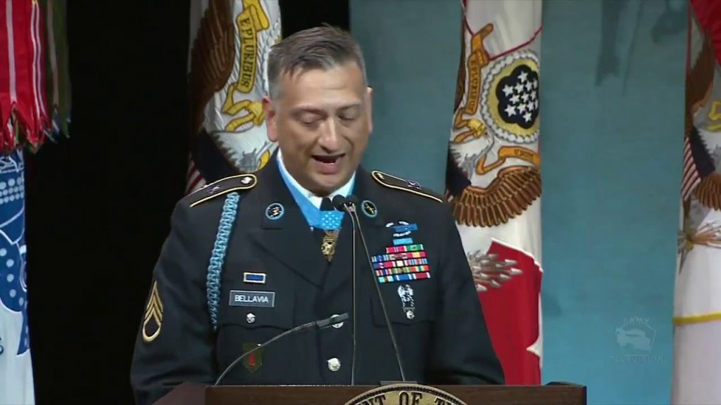 Do not mess with this Medal of Honor soldier… Issues ominous warning to enemies of America…