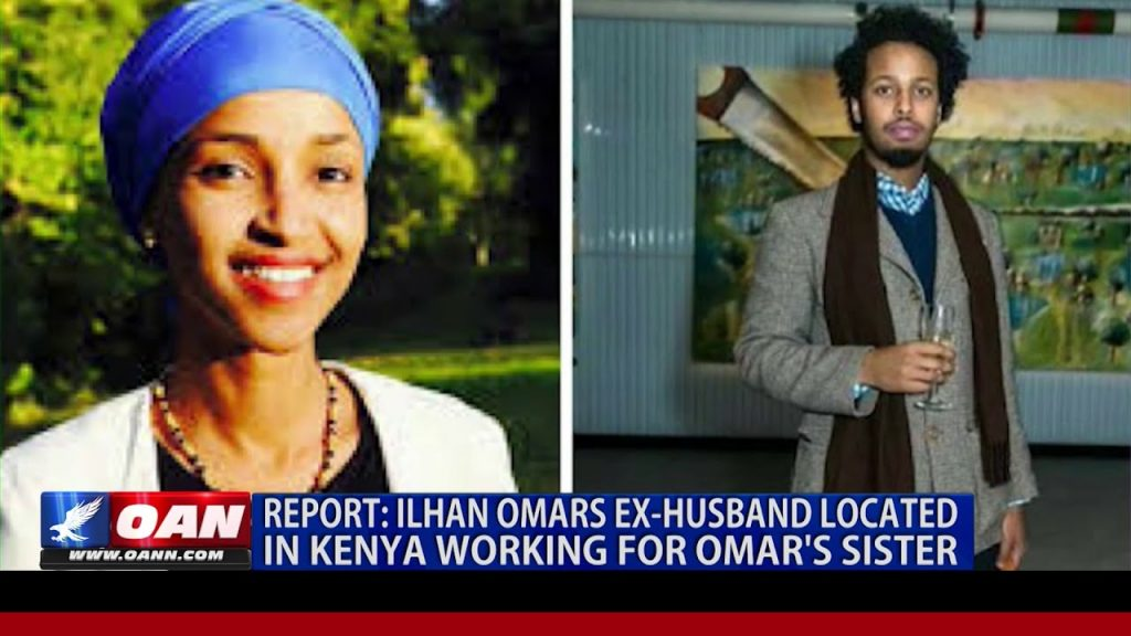 Ilhan Omar's brother-husband located…