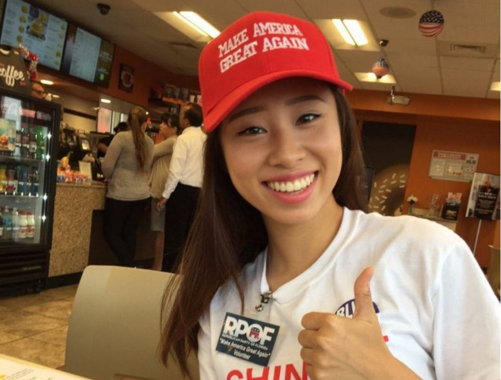 Miss World Competition DISQUALIFIES Gorgeous Miss Michigan… Because She Supports Trump!
