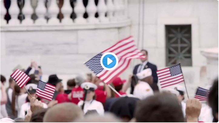 Trump mocks 'Jihad Squad' in new campaign video