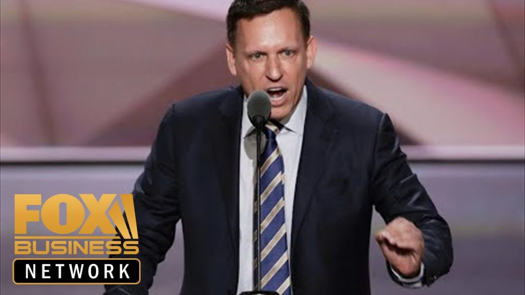 Peter Thiel… Investigate Google For Treason!