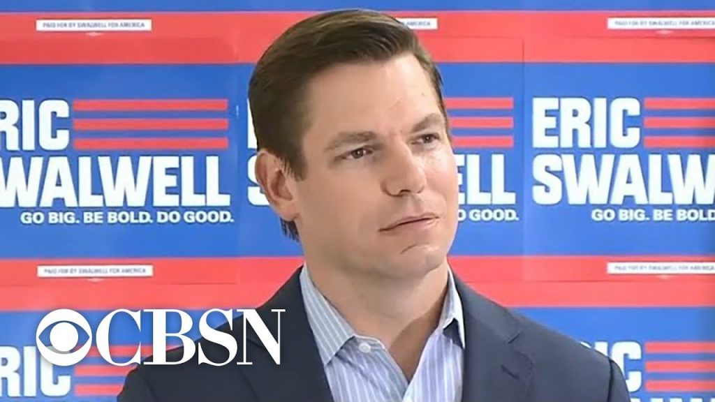 Watch Gun-Grabber Eric Swalwell Drop Out…
