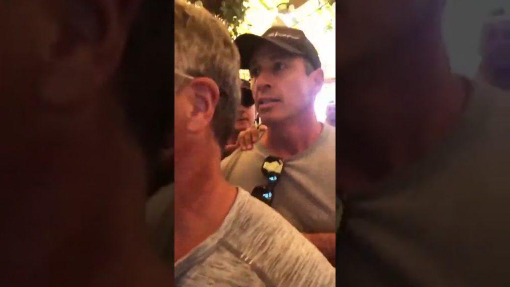 Chris Cuomo Goes Apeshit On Trump Fan…