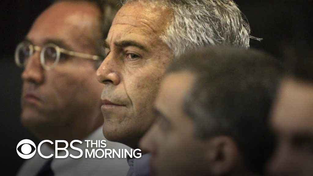 'Shrieking and shouting heard in Epstein's cell'…