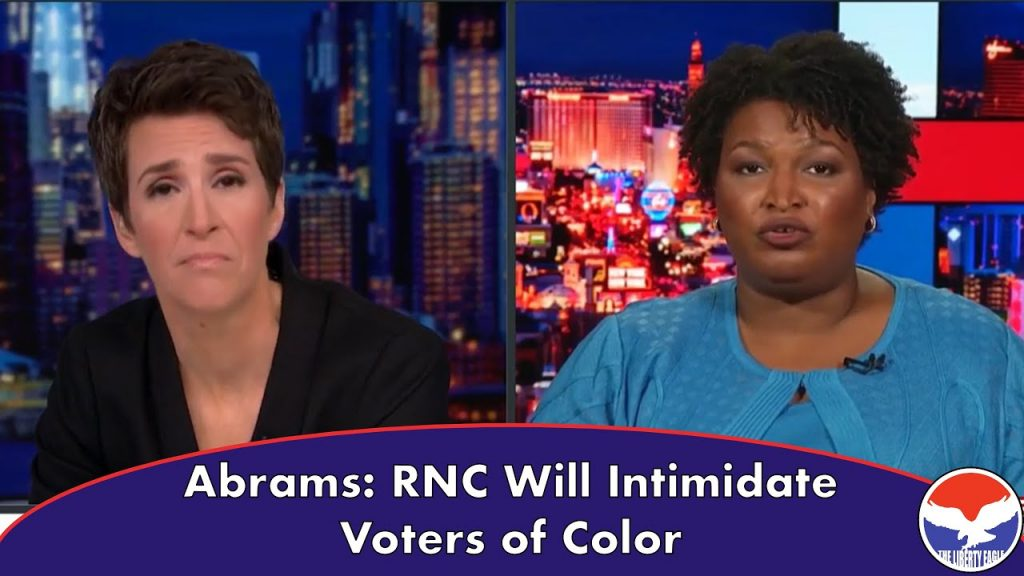 Stacey Abrams Is Lying… Spreading Fear Campaign