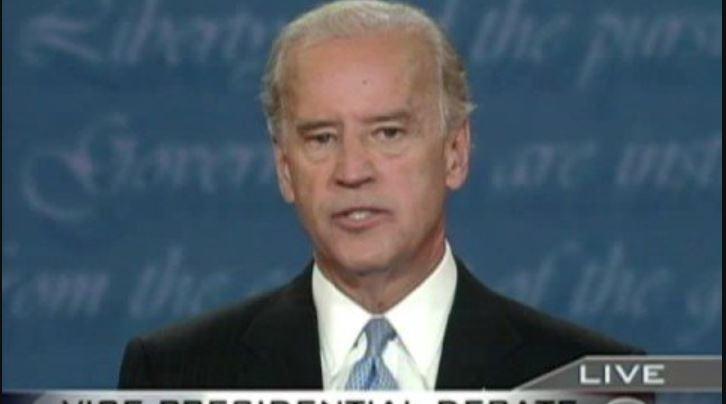 2008 Joe Biden is almost unrecognizable…