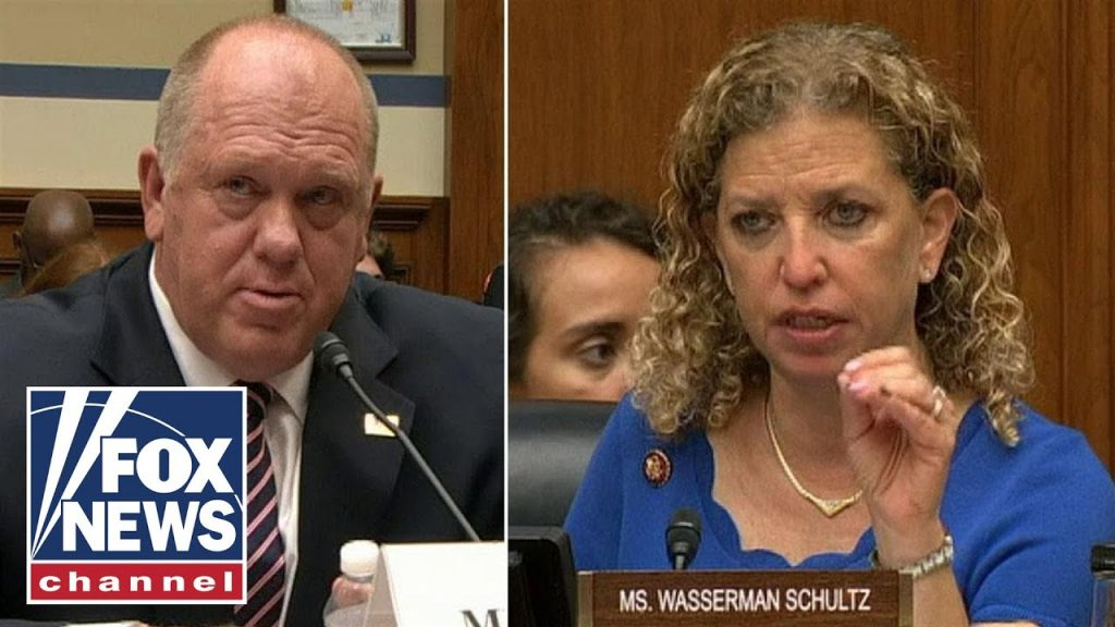 Ouch Debbie Wasserman, that's gonna leave a mark