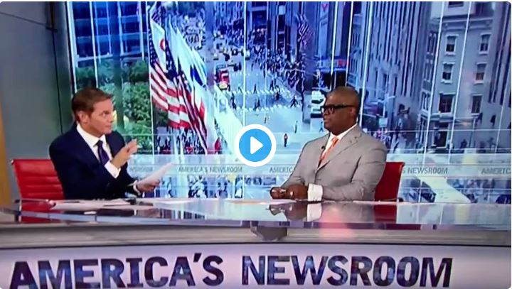Charles Payne tells moving story from his youth…