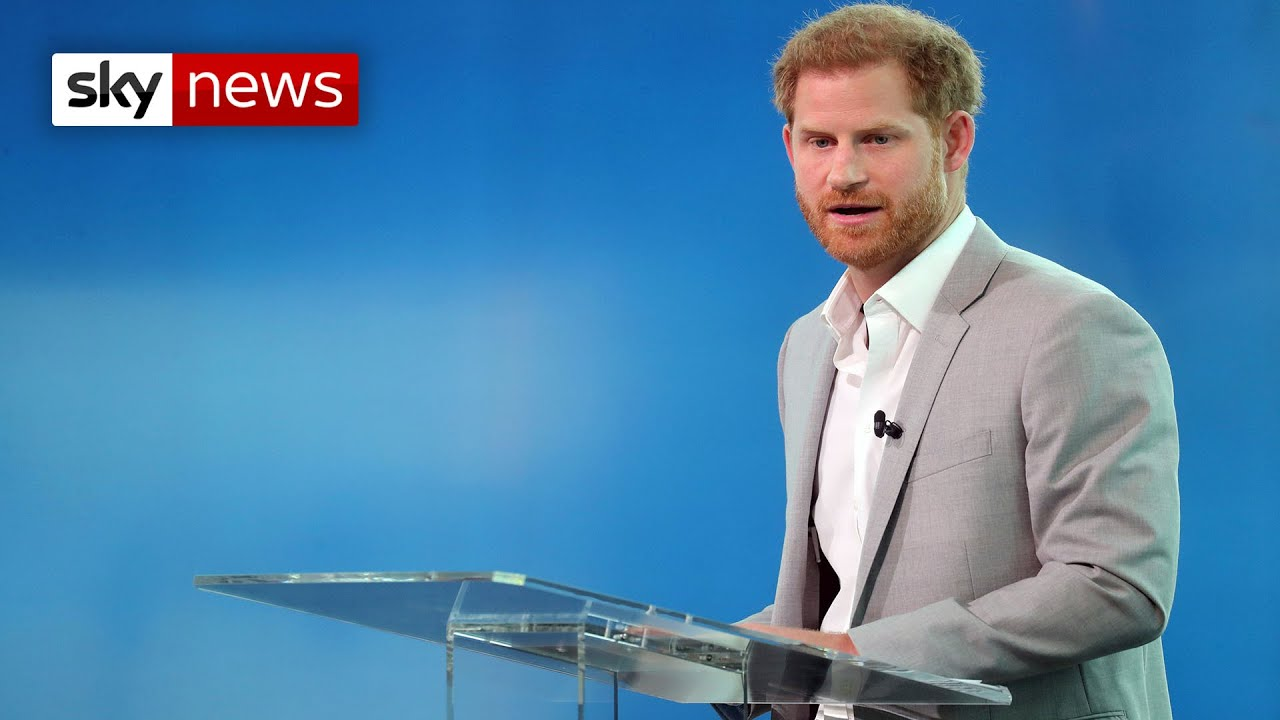 Twitter removes video of Harry pitching Meghan Markle to Disney CEO…