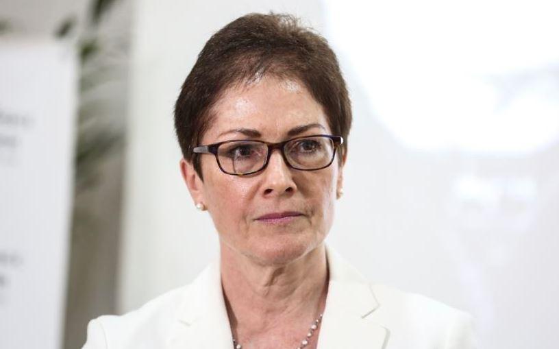 Obama's Ambassador To Ukraine Marie Yovanovitch Spied On Journalist John Solomon…