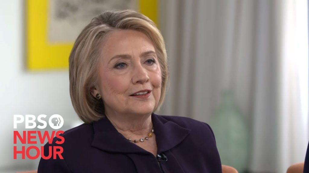 Hillary Talks 2020… I can beat Trump again!