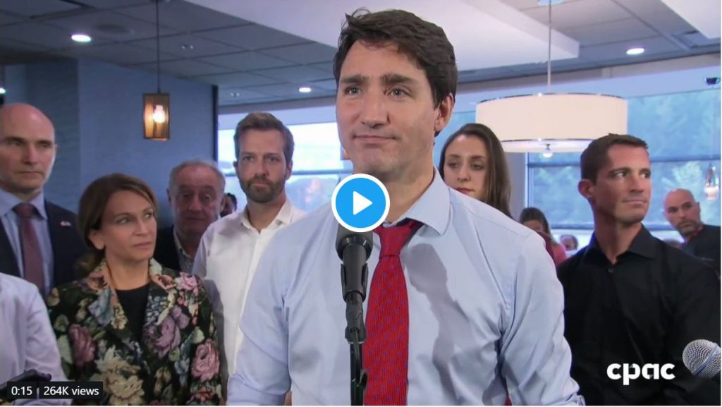 Justin Trudeau rumors of affair with student…