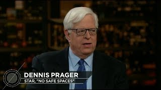 Dennis Prager kills it on Bill Maher…