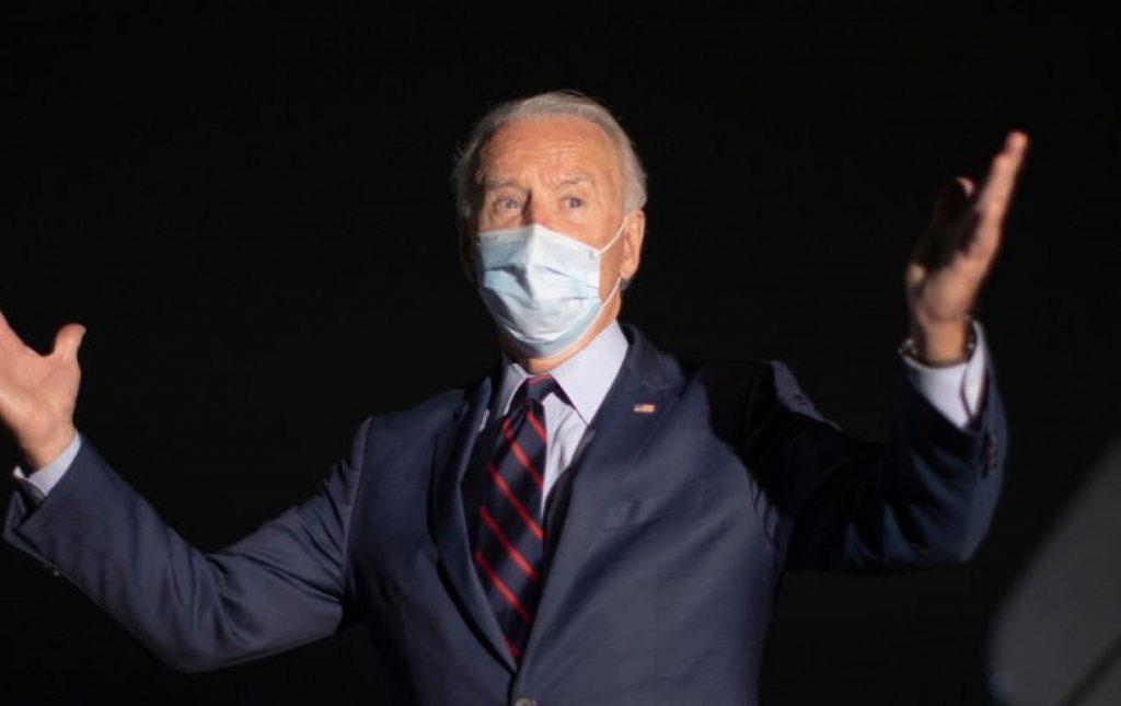Joe Biden, leader of the free world…